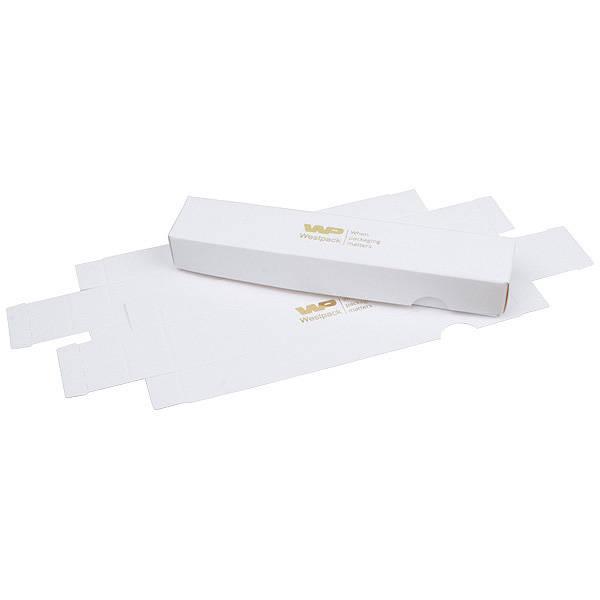 Plano A łyżka deserowa Białe półbłyszczące  160 x 28 x 20