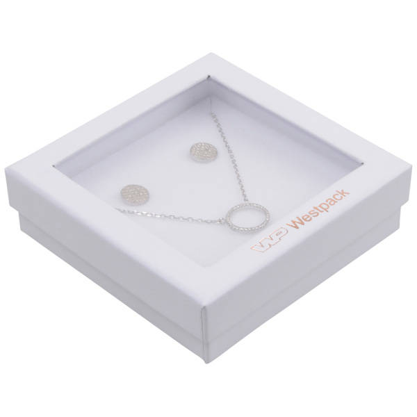 Boston Open Box for Bangle/ Large Pendant