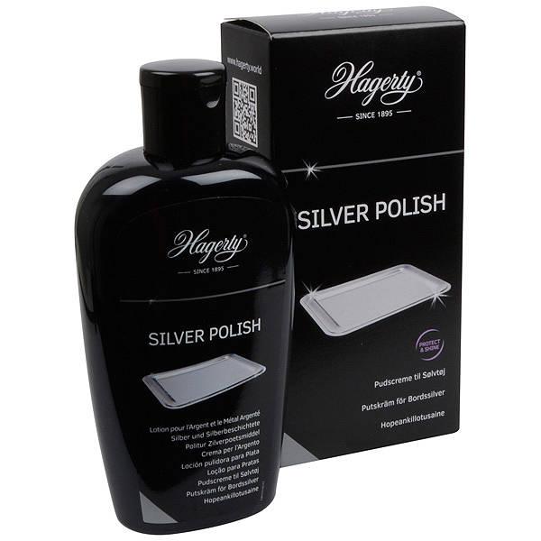 Hagerty Silver Polish Produit nettoyant pour bijoux en argent  x 250 250 ml