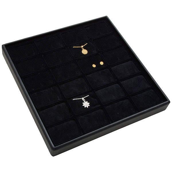 Medium bakke til 24x smykkesæt
