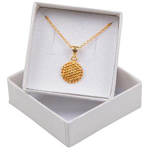 Boston Box for Earrings / Small Pendant