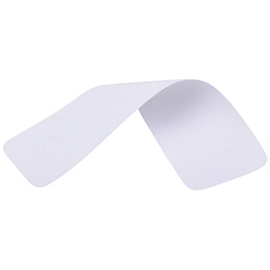 Deckstoff für Ringetui Weiss 153 x 43 0018000 / 0018001 / 0027000 /