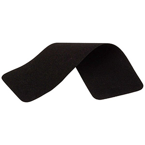 Cover Cloth for Pendant Box Black Velours 187 x 57 0018004 / 0027004