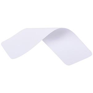 Deckstoff für Halsketteetui Weiss 187 x 57 0018004 / 0027004