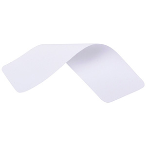 Cover Cloth for Pendant Box White Velours 187 x 57 0018004 / 0027004