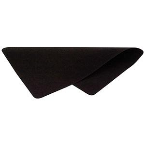 Rabat velours pour écrin  bracelet Velours noir 218 x 145 0018008 / 0027008