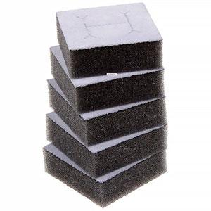 Additional foam insert for ring box Grey 44 x 44 x 15 0 027 000 / 0 018 000
