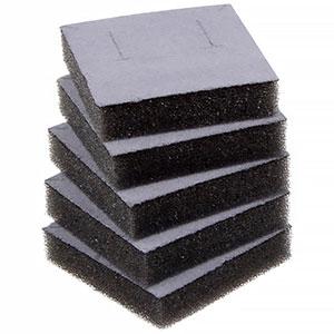 Foam insert voor Oorsieraden / Bedeltje