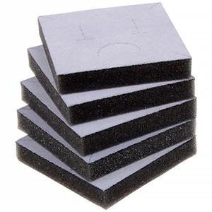 Additional foam insert for pendant box