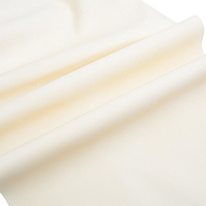 Nabuca leatherette, per length meter Cream 130 x 1
