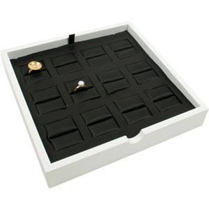 Tray 12x Ring, luxury