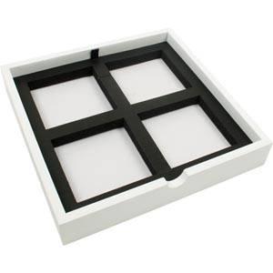 Tablett 4x Universal