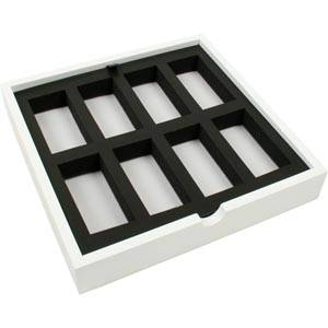 Tray 8x Universal, Wide