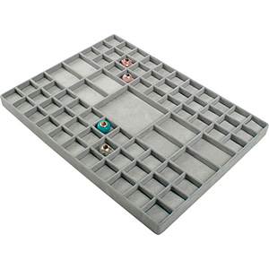 Insert for Small Tray: 75x Universal/Charms