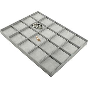Einsatz für kleines Tablett: 20x Universal