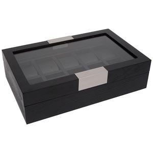 Wooden presentation box 10 Watches