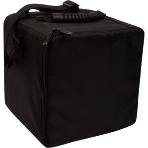 Presentation Bag with Zipper for Trays