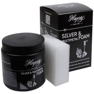 Hagerty Silver, Multimetal Foam Produit nettoyant pour bijoux en argent  x 185 185 g
