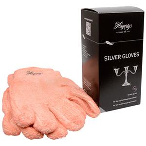 Hagerty Silver Gloves Gants imprégnés d'une solution anti oxydation 550 x 350