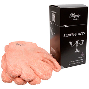 Hagerty Silver Gloves  550 x 350