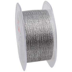 Netzband Silber  35 mm x 10 m