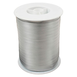 Band Plain, Smalt Silver  5 mm x 500 m