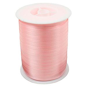 Wstążka - plain wąska Kolor  Różowy  5 mm x 500 m