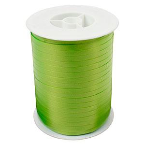 Bolduc ruban standard satiné, étroite Vert citron  5 mm x 500 m