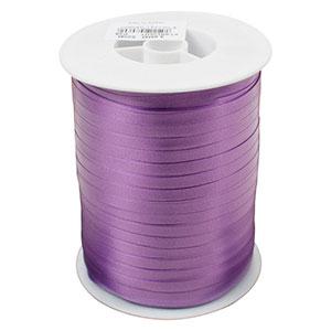 Wstążka - plain wąska Kolor jasno- fioletowy  5 mm x 500 m