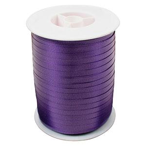 Wstążka - plain wąska Kolor fioletowy  5 mm x 500 m