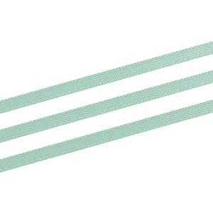 Satinband, extra smalt Mint  3 mm x 91,4 m