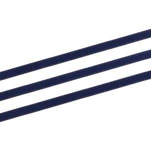Wstążka satynowa, wąska Kolor ciemnoniebieski  3 mm x 91,4 m