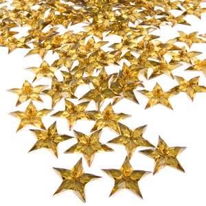 Glossy Stars, 150 pcs. Gold  x 31