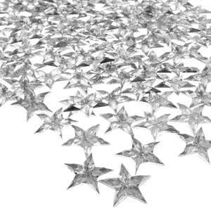 Glossy Stars, 150 pcs. Silver  x 31