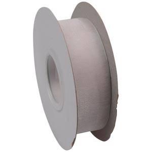 Organza ribbon White  25 mm x 45,7 m