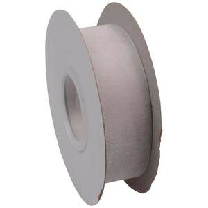 Organza band Vit  25 mm x 45,7 m