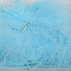 Deco Feathers, approx. 50 pcs.