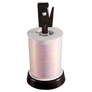 Dévidoir bolduc pour un rouleau Plastique noir  x 150 150 mm