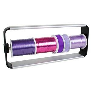 Ribbon holder for 3 rolls