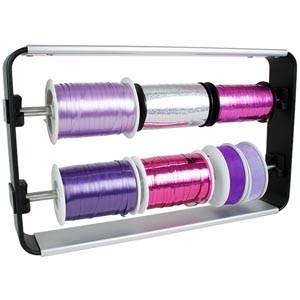 Ribbon holder for 6 rolls