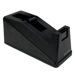 Dévidoir adhésif Plastique noir 150 x 60