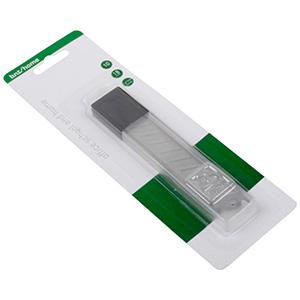 Reservemesjes 18mm breed 10 mesjes in een plastic doosje