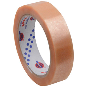 25 mm Adhesive Package Tape, for Tape Gun Transparent Tape  25 mm x 66 m