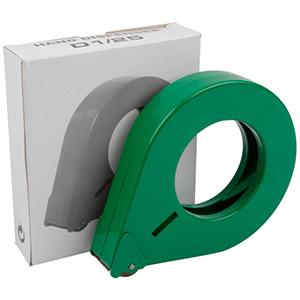 Tape Gun 25 mm, Hand Held Green