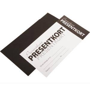 Prresentkort med kuvert