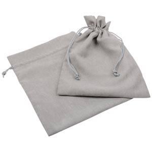 Faux Suede pouch, XL