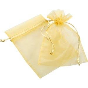 Organza pouch, medium