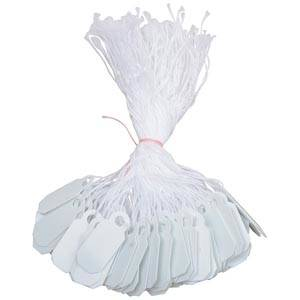 1000 Price Ttags with String, Large