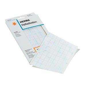 1792 Adhesive labels, large White 12 x 18
