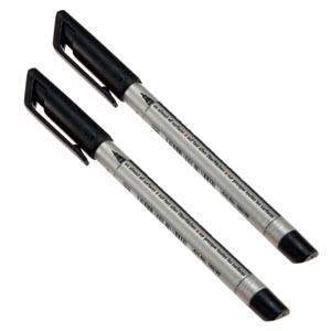 Stylo encre indélébile pointe 0,4 mm tous supports